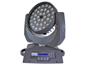 36pcs 10W 4in1 LED Zoom Moving Head Light