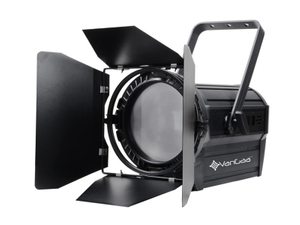 DMX Zoom 300W LED TV Studio Fresnel Continuous Light