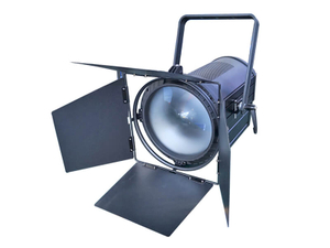 550W Bicolor LED TV Studio Fresnel Spotlight