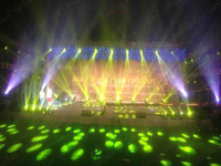 200W Sharpy from VanGaa Have Wonderful Show in The 1st Yingcheng Qingdao Beer Festival