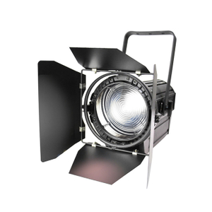 High Quality Video Soft Light OEM ODM 200W stage Led Fresnel Light in theatre