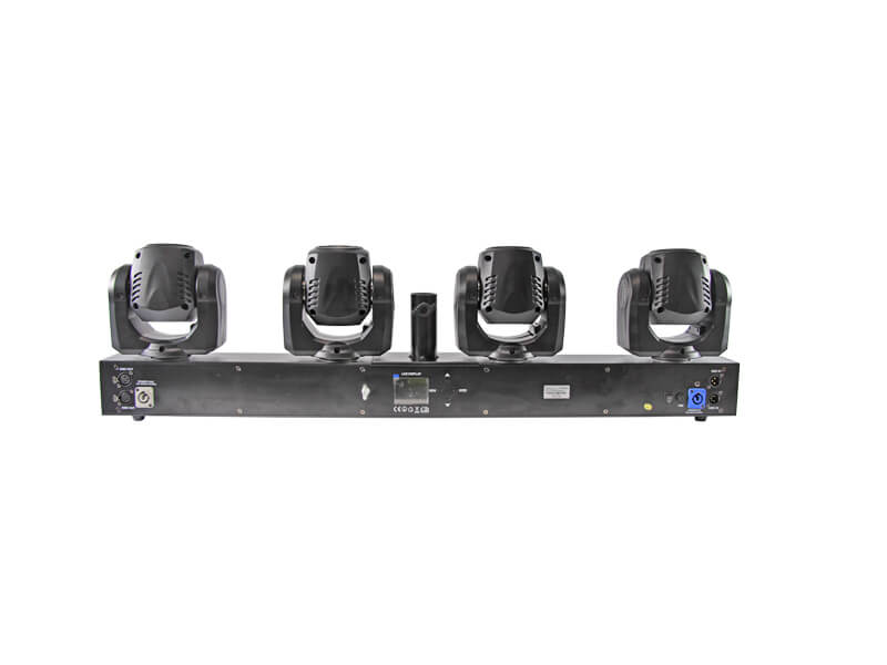 4 Heads 32W DJ LED Beam Spot Light