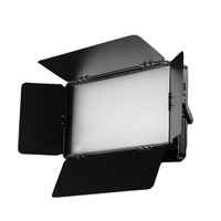 What kind of lamps are used for small TV studio lighting