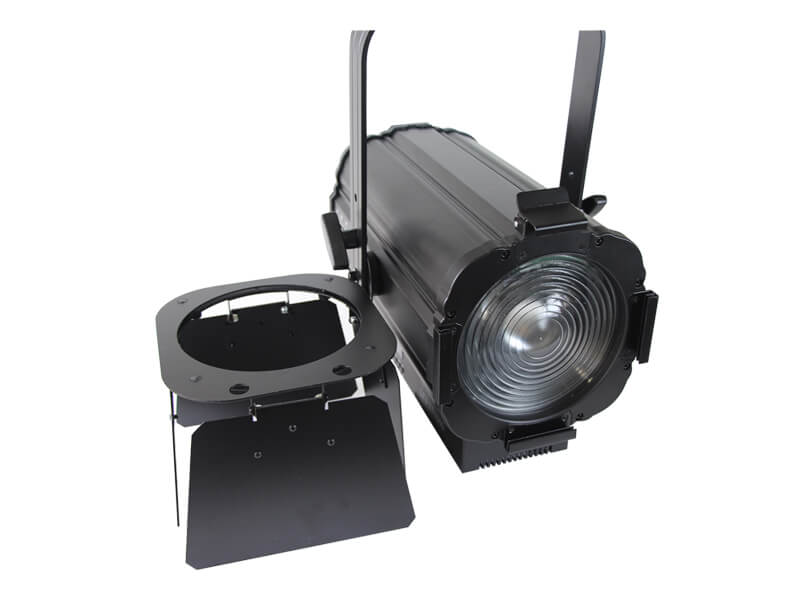 200W Colorful RGBW 4in1 LED TV Studio Fresnel Light